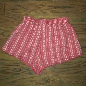Lush Shorts - Pink Lush shorts